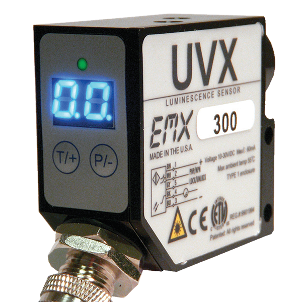 Luminescence Sensors - EMX Industrial's UVX Series